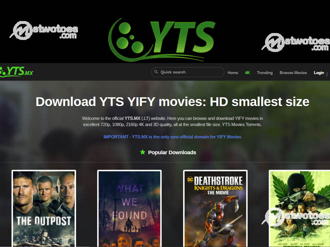 YTS - Download Free YIFY Movies Torrent YTS Website | YTS YIFY Movies